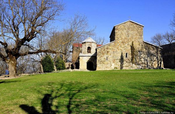 Монастырь Иоанна Зедазенского,Мцхета, Грузия