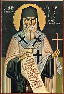 Святитель Марк Евгеник, архиепископ