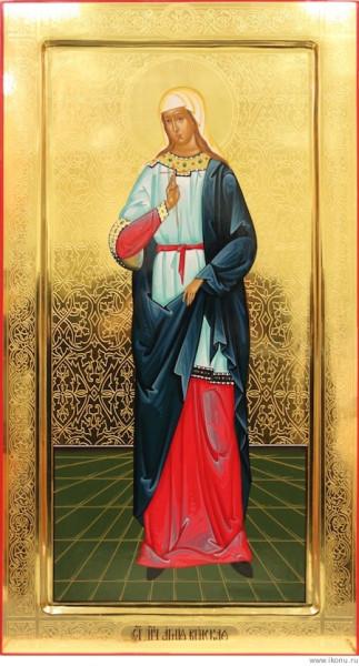 Мученица Агния (Анна) Римская, дева