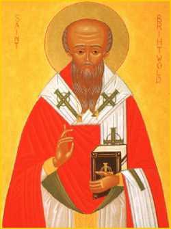 Святитель Бритвальд Сарумский, Рамсберийский