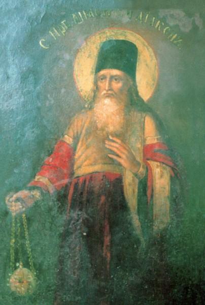Преподобномученик Анастасий Печерский, диакон