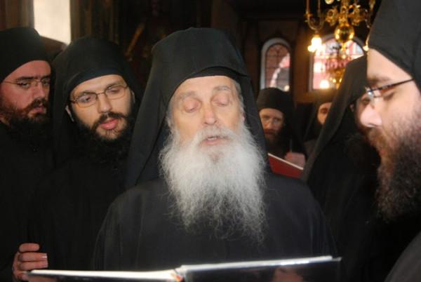 старец Стефан из братства Данилеев