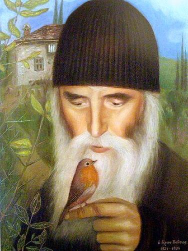 преподобный Паисий Святгорец