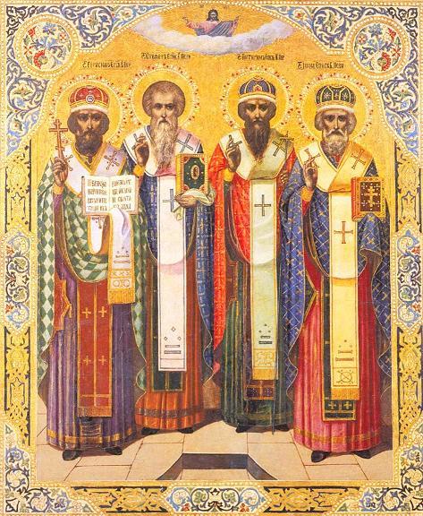 Святители Великопермские Стефан, Герасим, Питирим и Иона