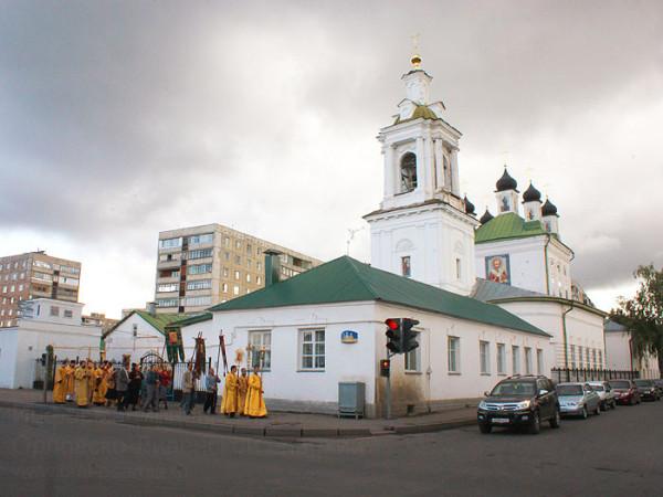 Николо-Песковская (Ильинская) церковь, г. Орел