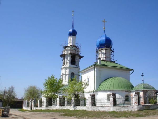 Никольская церковь, г. Касимов