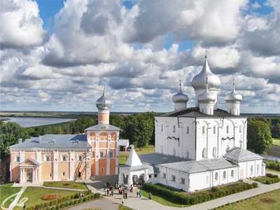 Варлаамо-Хутынский женский монастырь - Хутынь - Новгородская область