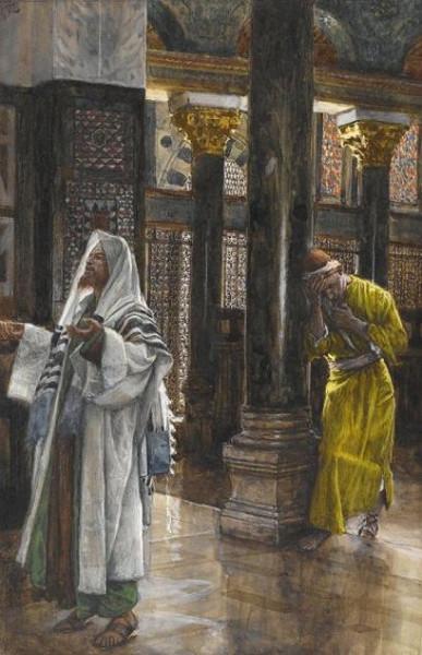 мытарь и фарисей 1