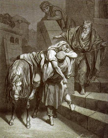 добрый самарянин 1