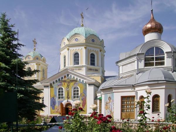 Свято-Троицкий греческий храм в Симферополе