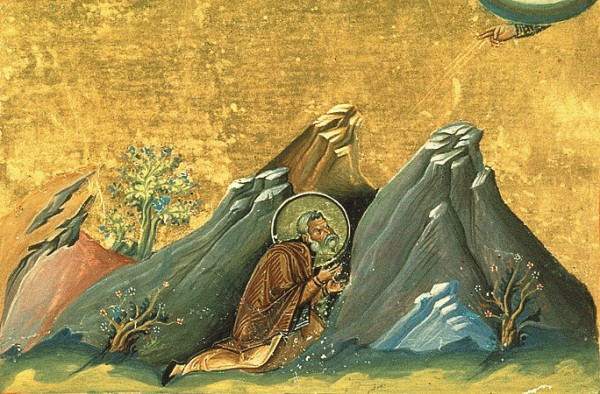 Преподобный Вендимиан Вифинийский
