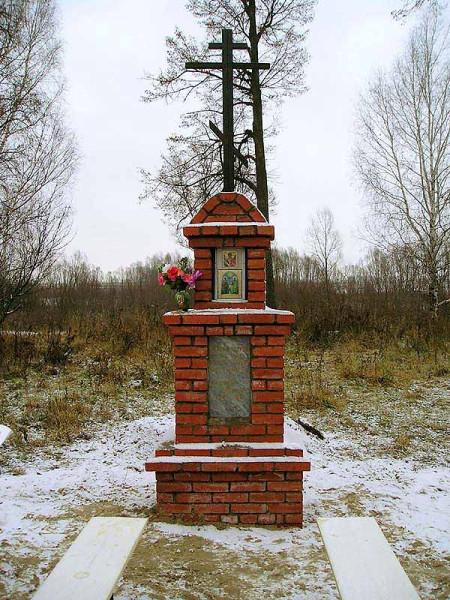 В селе Сурты освящена часовня на месте алтаря разрушенного храма