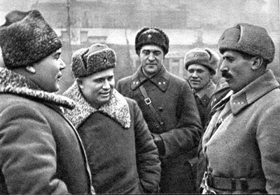 освобождение Ростова командиры