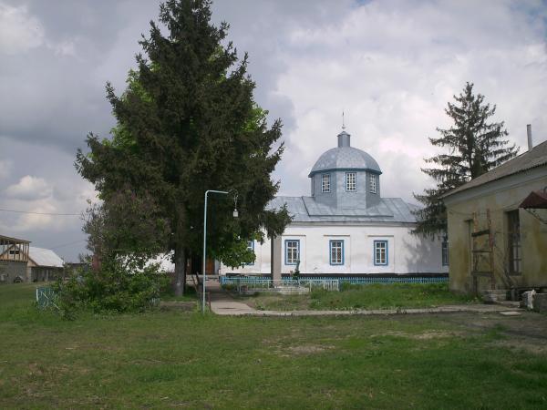 Домницкий Рождество-Богородицкий монастырь