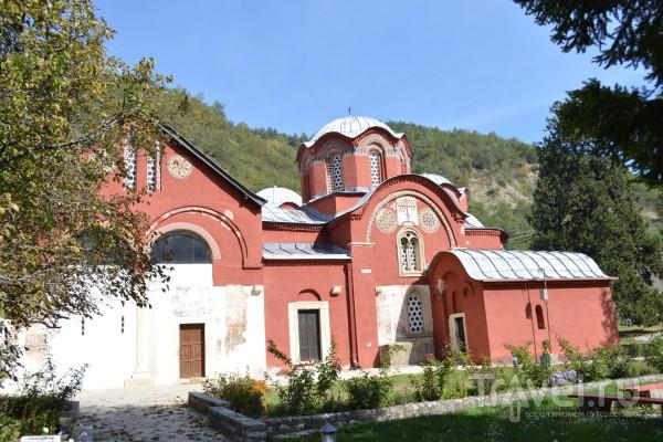 Печский монастырь, Косово, Сербия