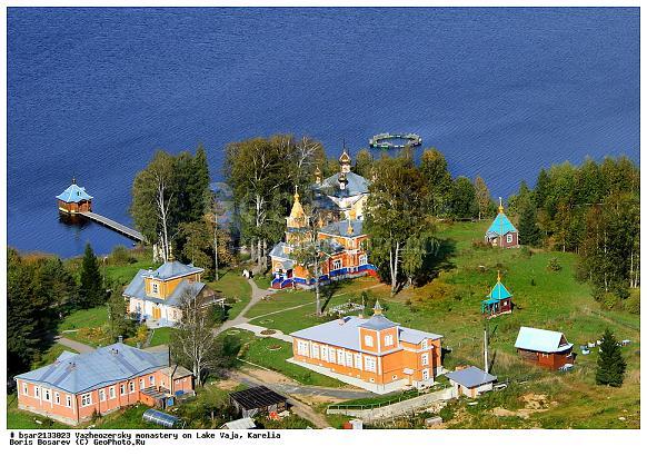 Важеозерский Спасо-Преображенский мужской монастырь