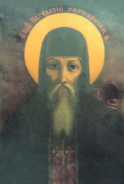 Преподобный Панкратий Печерский, иеромонах