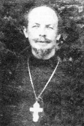 Священномученик Петр Грудинский