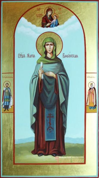 Преподобные Мария Вифинская