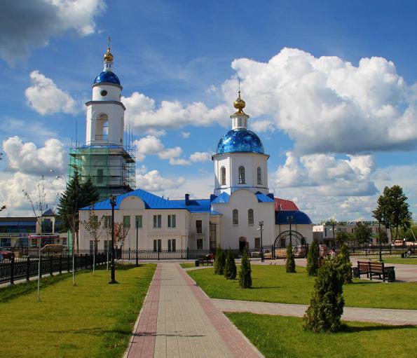 Собор Казанской иконы Божией матери - Малоярославец