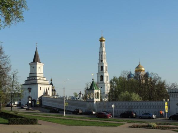 Николо-Угрешский монастырь - Дзержинский