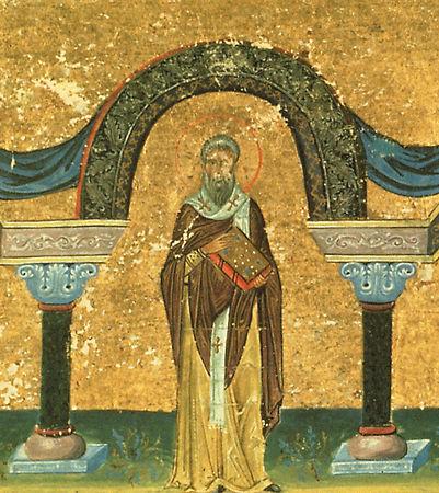Святитель Агапит Синадский (Фригийский)