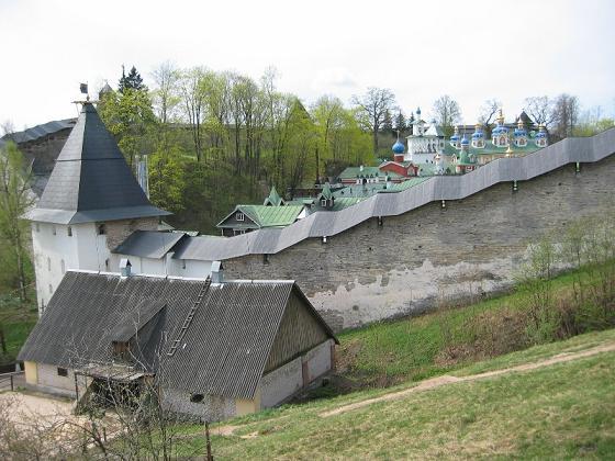 Свято-Успенский Псково-Печерский монастырь 1