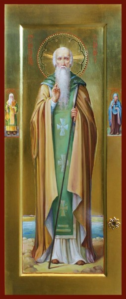 Преподобный Тимофей Олимпийский (в Символех)