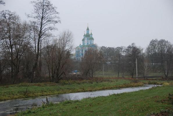 Покровский Красногорский женский монастырь - Бакаевка - Золотоношский район - Украина