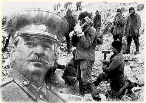 сталинские ларегя