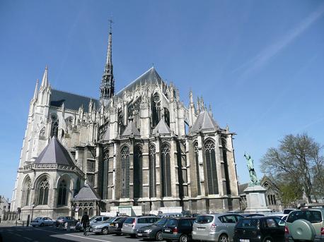 Собор Амьенской Богоматери (фр. Cathédrale Notre-Dame d'Amiens)