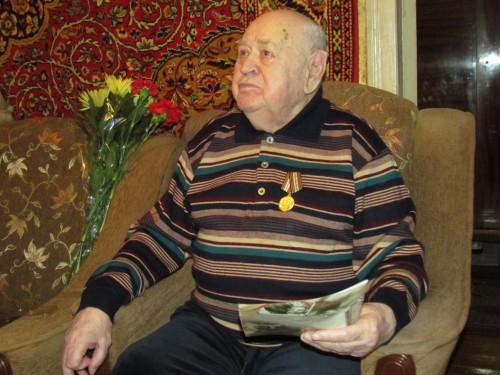 первый комендант освобожденного 6 марта 1943 года Гжатска Илья Акимович ЯРОВОЙ