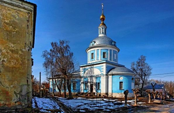 Церковь Покрова Пресвятой Богородицы - Коломна