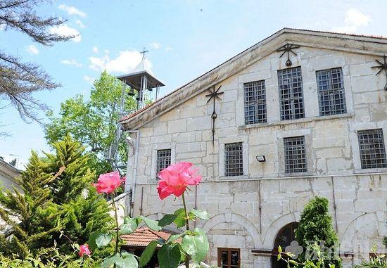 монастырь Живоносного Источника в Константинополе
