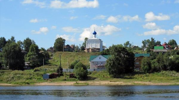 Церковь Благовещения Пресвятой Богородицы - Тутаев