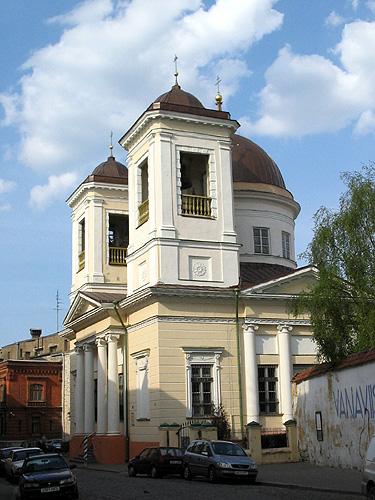 Таллинский Никольский собор на ул.Вене