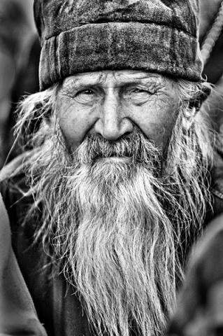 Афонский старец Михаил