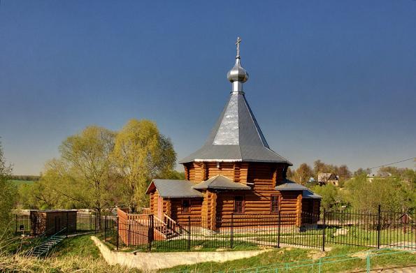 Церковь Рождества Христова - Мартыновское - Ступинский район, построен в начале XXI века