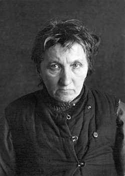 Послушница Дария Зайцева. Москва, Таганская тюрьма. 1938 год