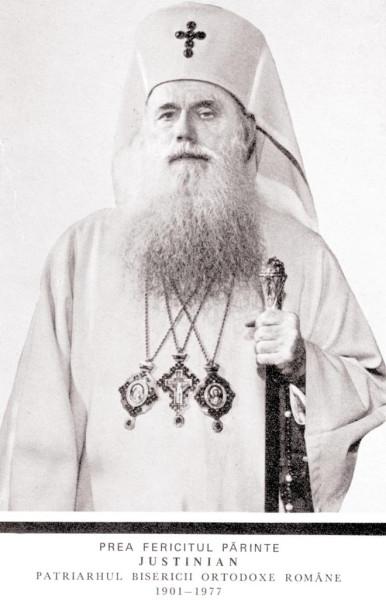 Патриарх Юстиниан (рум. Patriarhul Justinian, в миру Иоанн Марина, 2 февраля 1901, Суешты, жудец Вылча — 26 марта 1977, Бухарест) — епископ Румынской православной церкви, Патриарх Румынский