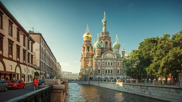 Храм Спас на Крови, Санкт-Петербург