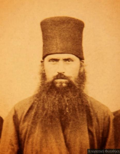 На Афоне найдена ранее неизвестная фотография прп. Силуана Афонского