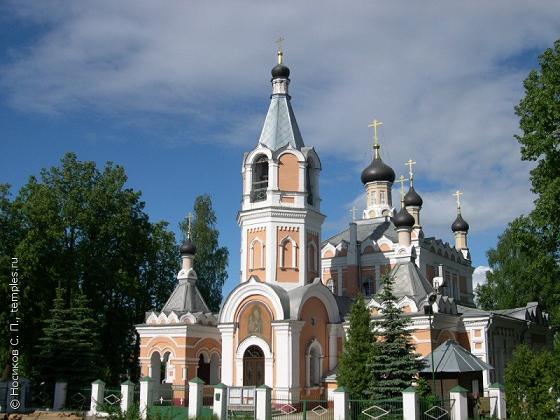 Церковь Николая Чудотворца - Солнечногорск - Солнечногорский район