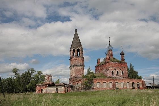 Церковь Рождества Пресвятой Богородицы - Приимково - Ростовский район - Ярославская область, не действует