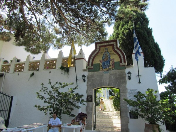 греция 1 палеокастрица вход