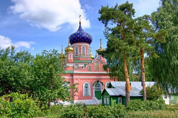 Церковь Параскевы Пятницы - Туголес - Шатурский район