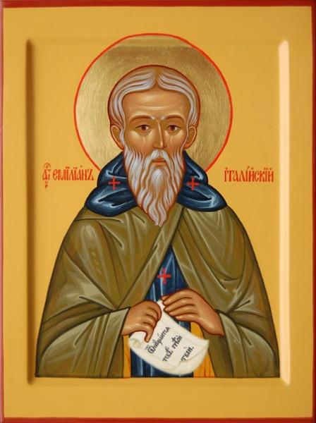 Преподобный Емилиан Италийский