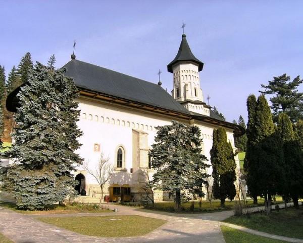 Монастырь Слатина Румыния, Жудец Сучава, Слатина 3