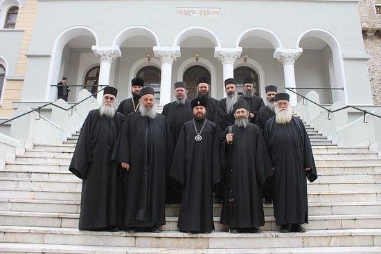 митрополит Илларион на Афоне 1