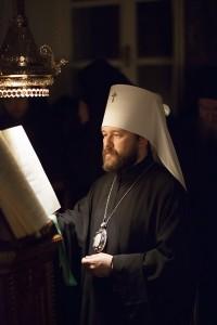 митрополиты Илларион и Онуфрий на Афоне 2